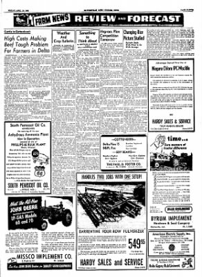The Courier News from ,  on April 15, 1955 · Page 11