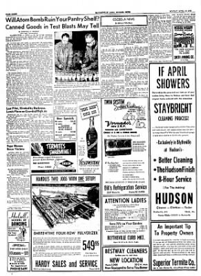 The Courier News from Blytheville, Arkansas on April 18, 1955 · Page 8