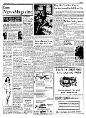 The Courier News from Blytheville, Arkansas on April 19, 1955 · Page 3