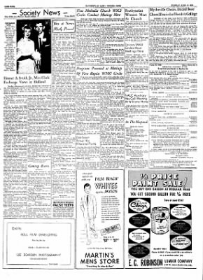 The Courier News from Blytheville, Arkansas on April 19, 1955 · Page 4