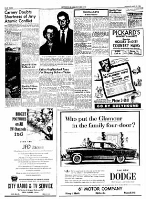 The Courier News from Blytheville, Arkansas on April 19, 1955 · Page 8