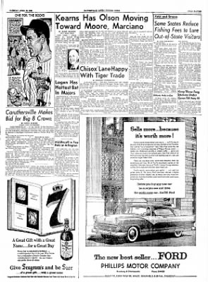The Courier News from Blytheville, Arkansas on April 19, 1955 · Page 11