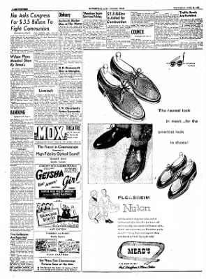 The Courier News from Blytheville, Arkansas on April 20, 1955 · Page 13