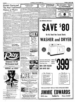 The Courier News from Blytheville, Arkansas on April 21, 1955 · Page 2