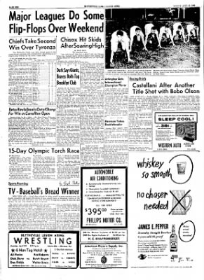 The Courier News from Blytheville, Arkansas on April 25, 1955 · Page 10