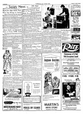 The Courier News from Blytheville, Arkansas on April 26, 1955 · Page 4