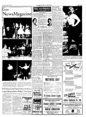 The Courier News from Blytheville, Arkansas on April 26, 1955 · Page 7
