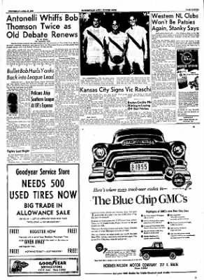 The Courier News from Blytheville, Arkansas on April 27, 1955 · Page 11