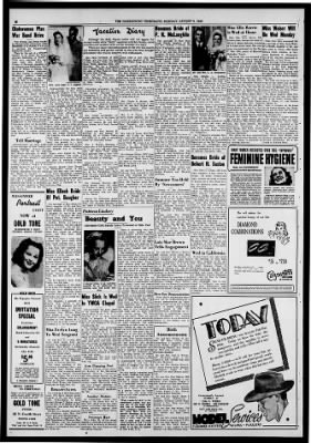 Harrisburg Telegraph from Harrisburg, Pennsylvania on August 9, 1943 · Page 6