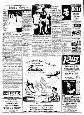 The Courier News from Blytheville, Arkansas on April 28, 1955 · Page 4