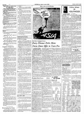 The Courier News from Blytheville, Arkansas on April 29, 1955 · Page 6