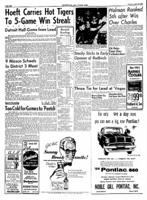 The Courier News from Blytheville, Arkansas on April 29, 1955 · Page 10