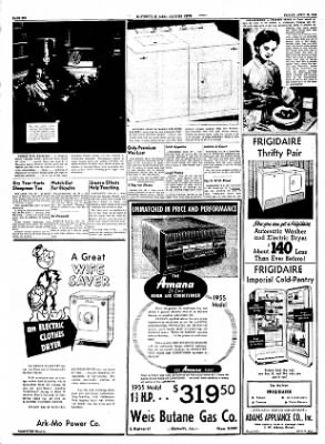 The Courier News from ,  on April 29, 1955 · Page 20