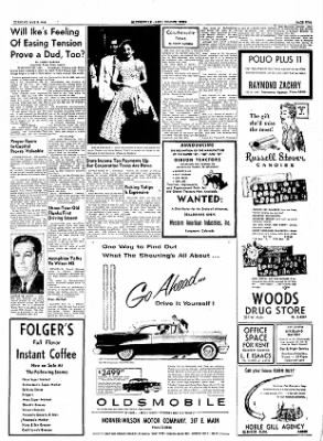 The Courier News from Blytheville, Arkansas on May 3, 1955 · Page 2
