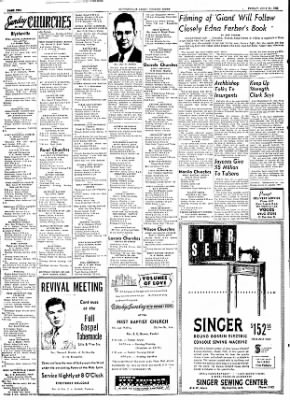 The Courier News from Blytheville, Arkansas on July 31, 1953 · Page 2