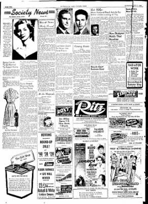 The Courier News from Blytheville, Arkansas on August 1, 1953 · Page 2