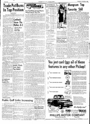 The Courier News from Blytheville, Arkansas on August 4, 1953 · Page 6