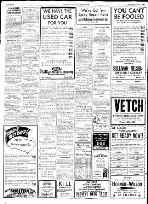 The Courier News from Blytheville, Arkansas on August 4, 1953 · Page 8