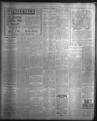 Sioux City Journal from Sioux City, Iowa on November 14, 1898 · 2