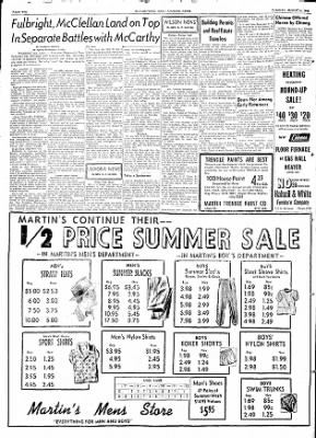 The Courier News from Blytheville, Arkansas on August 4, 1953 · Page 10
