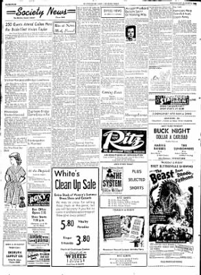 The Courier News from Blytheville, Arkansas on August 5, 1953 · Page 4