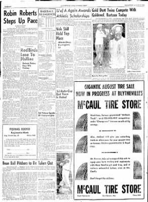 The Courier News from Blytheville, Arkansas on August 5, 1953 · Page 6