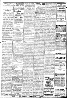 Logansport Pharos-Tribune from Logansport, Indiana on March 14, 1895 · Page 6