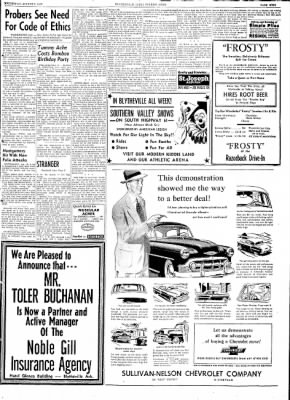 The Courier News from Blytheville, Arkansas on August 5, 1953 · Page 9