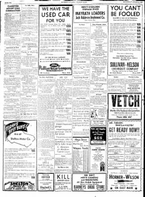 The Courier News from Blytheville, Arkansas on August 5, 1953 · Page 10