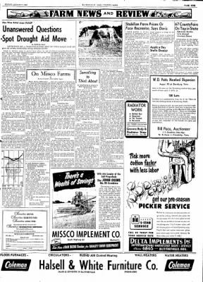 The Courier News from Blytheville, Arkansas on August 7, 1953 · Page 9