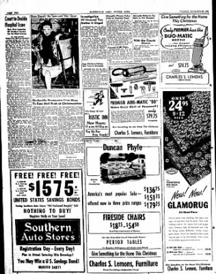 The Courier News from Blytheville, Arkansas on November 25, 1947 · Page 2
