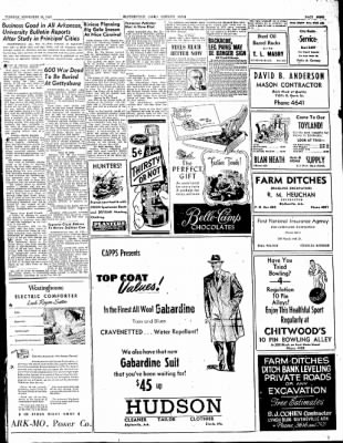 The Courier News from Blytheville, Arkansas on November 25, 1947 · Page 9