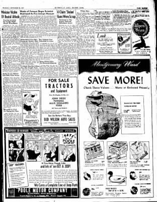 The Courier News from Blytheville, Arkansas on November 25, 1947 · Page 11