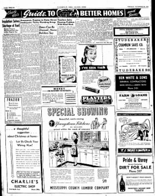 The Courier News from Blytheville, Arkansas on November 25, 1947 · Page 12
