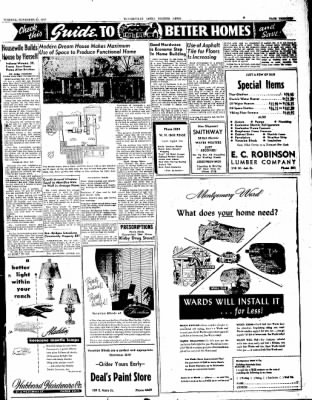The Courier News from Blytheville, Arkansas on November 25, 1947 · Page 13