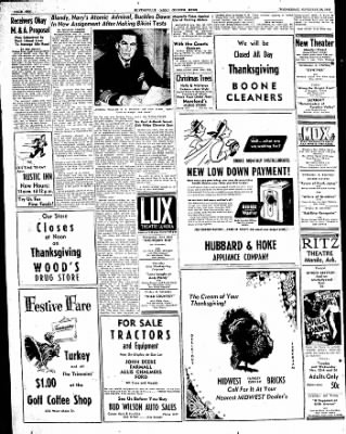 The Courier News from Blytheville, Arkansas on November 26, 1947 · Page 12
