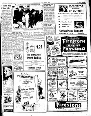 The Courier News from Blytheville, Arkansas on November 26, 1947 · Page 13