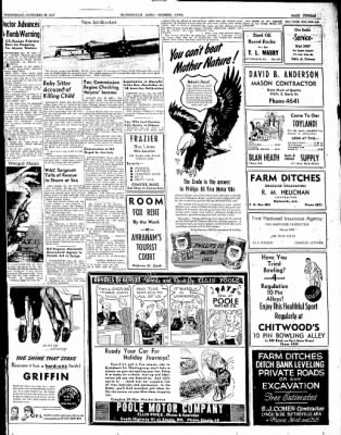 The Courier News from Blytheville, Arkansas on November 26, 1947 · Page 17