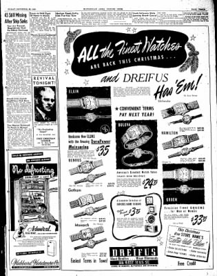 The Courier News from Blytheville, Arkansas on November 28, 1947 · Page 3