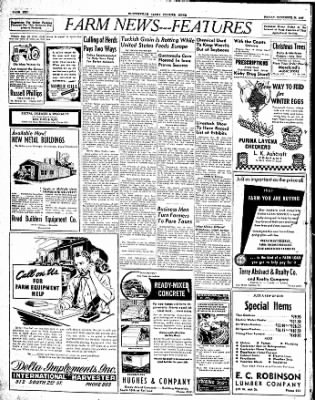 The Courier News from Blytheville, Arkansas on November 28, 1947 · Page 10