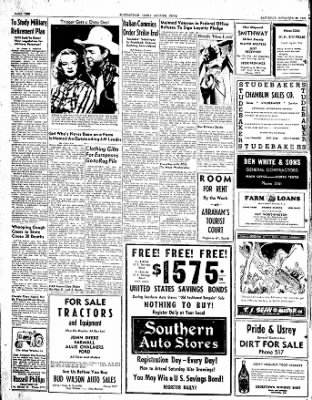 The Courier News from Blytheville, Arkansas on November 29, 1947 · Page 10