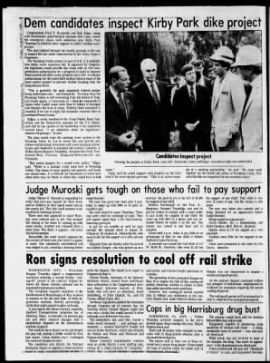 Citizens' Voice from Wilkes-Barre, Pennsylvania on August 22, 1986 · 6