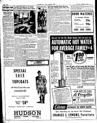 The Courier News from Blytheville, Arkansas on December 2, 1947 · Page 2