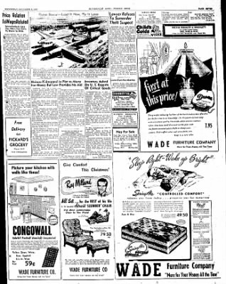 The Courier News from Blytheville, Arkansas on December 3, 1947 · Page 7