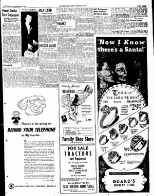 The Courier News from Blytheville, Arkansas on December 3, 1947 · Page 9