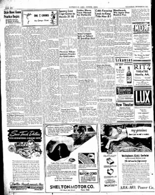 The Courier News from Blytheville, Arkansas on December 3, 1947 · Page 10
