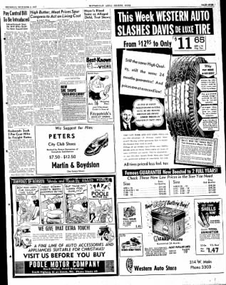 The Courier News from Blytheville, Arkansas on December 4, 1947 · Page 5