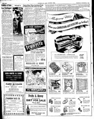 The Courier News from Blytheville, Arkansas on December 4, 1947 · Page 6