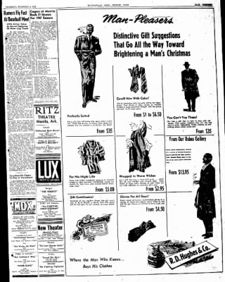 The Courier News from Blytheville, Arkansas on December 4, 1947 · Page 13