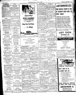 The Courier News from Blytheville, Arkansas on December 4, 1947 · Page 16